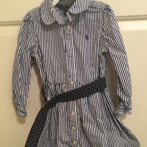 PRE-LOVED AUTHENTIC POLO BY RALPH LAUREN DRESS